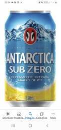 Cerveja Antárctica sub 0 em 10 pagamentos