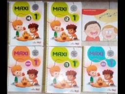 Livros Maxi 1 ano