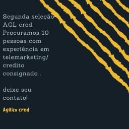 Título do anúncio: Vaga consultor credito