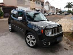 Jeep Renegade limites 2018