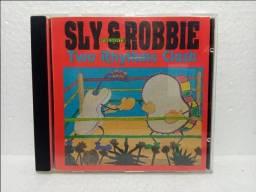 Cd Sly & Robbie Presents Two Rhythms Clash - Importado