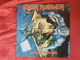 Vendo LP Iron Maiden No Prayer for the Dying