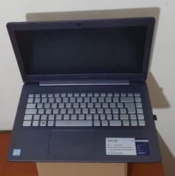 """Notebook Vaio I3-6006u 128gb SSD 14"""" Led Win10 Home VJC141F11X-B1011L"""