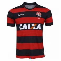 Camisa Vitória 2017 Oficial Nova