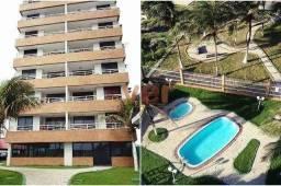 Apartamento com 2 dormitórios à venda, 59 m² por R$ 230.000,00 - Vicente Pinzon - Fortalez