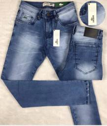 Calça Jeans Masculina Lacoste
