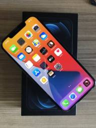 iPhone 12 pro Max 256giga impecável