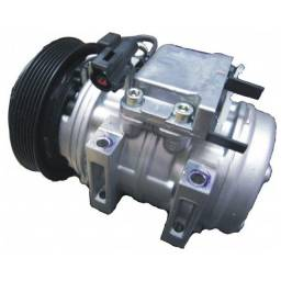 Compressor de Ar condicionado Ford Ka (sem kit)