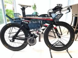 Bike Cervelo P5 - Triathlon