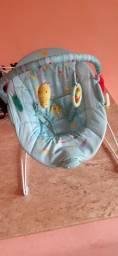 Cadeira vibra bebe