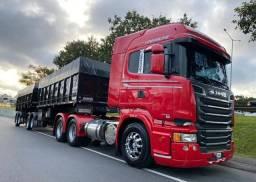 Scania highiline R440 6x4
