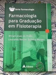Livro de farmacologia para fisioterapia