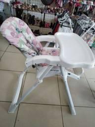 Cadeira de alimentação merenda inclinável , novissima