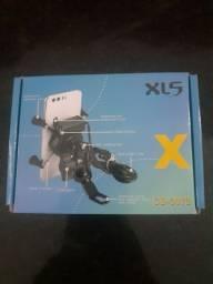 Suporte para moto celular usb X