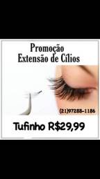 Cílios Tufinho