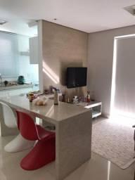 Apartamento 2 quartos 67m² mobiliado e completo em armários