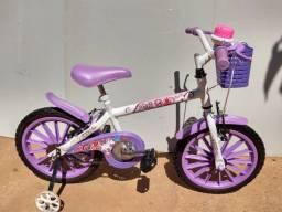Bicicleta infantil aro 16 ( Pisky TRACK )
