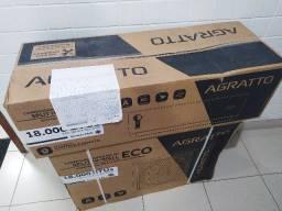 Ar Split Agratto 18000 BTUs + Novo + Lacrado + Garantia + Aceito Cartão