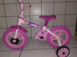 Bicicleta Barbie (infantil)
