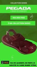 Sandálias Pegada