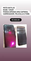 Vendo Moto G8 Plus