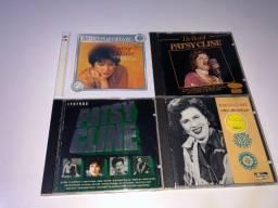 Coleção Cds Patsy Cline !!