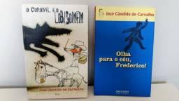 Livros de literatura José Cândido de Carvalho