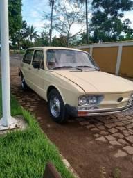 Relíquia - Brasília 79 Motor 1.600