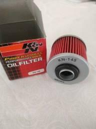 Filtro óleo K&N 145  KN 145 KeN 145