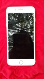 iPhone 7plus 128gb R$1500