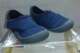 2 PARES de Tênis Klin New Confort Azul/Preto-Tam 23-Usados em PERFEITO estado. Sorocaba.