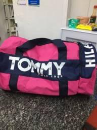 Bolsa acadêmica Tommy Hilfiger