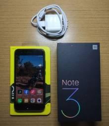 Smartphone Celular Xiaomi Mi Note 3 - Original + Kit