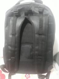 Uma mochilão de Curvin