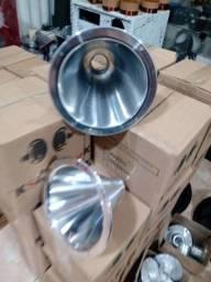 Corneta alumínio. *