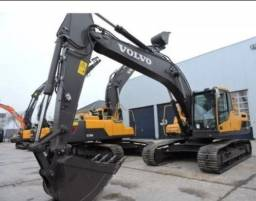 Escavadeira hidráulica Volvo leia o anúncio