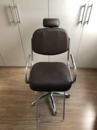 Cadeira de cabeleireiro NOVÍSSIMA