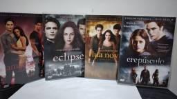 DVD SAGA CREPÚSCULO