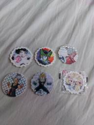 Tazos Dragon Ball 6 unidades Elma Chips
