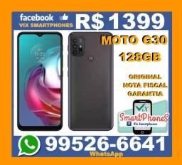 Promoção_2021 Moto G30 128GB  7967julfq/*