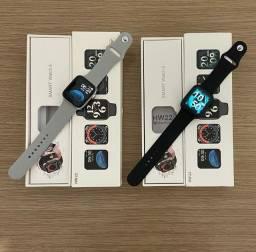 Smartwatch HW22 série 6 (até 6x sem juros )