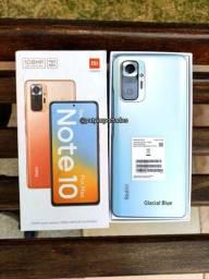 Redmi Note 10 Pro Max 8/128GB Oferta - Pronta Entrega
