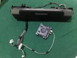 Teclado com sensor remoto para smart tv sony bravia modelo kdl-50w805b
