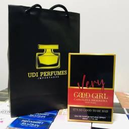 Título do anúncio: Perfume Good Girl Very Carolina Herrera New York 50ml - Querooo