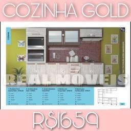 Título do anúncio: Cozinha gold cozinha gold cozinha gold gold cozinha *