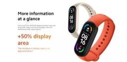Xiaomi Mi Band 6 produto Novo e Original + Brinde
