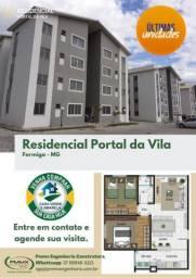 Apartamentos em condomínio residencial