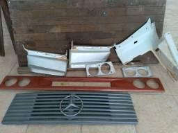 Acabamentos para Mercedes bicudinha