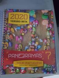 Livro Panoramas 7 Lingua Portuguesa FTD