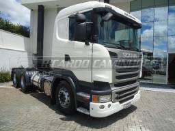 Scania R440 2014 6x4 completo com ar ,Motor novo